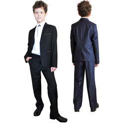 Школьный костюм для мальчика от 110 до 176.  Пиджак, брюки, жилетка в школу