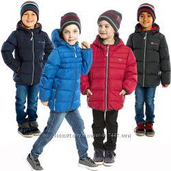 Детская стеганная осенняя куртка для мальчика бренд НАНО NANO осень, весна