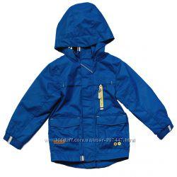 Демисезонная куртка ветровка детская для мальчика НАНО Канада весна осень