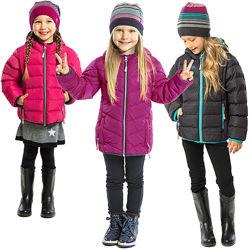 Стеганная детская весенняя курточка для девочки бренд НАНО NANO весна осень