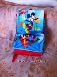 Большой школьный рюкзак Микки маус
