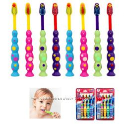 Качественные фирменные детские  зубные щетки США