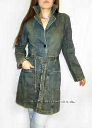 Kiabi tendance замечательное джинсовое пальто