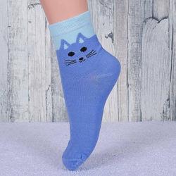 Носки для девочки кошка, носочки с кошкой