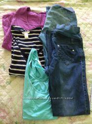 Пакет одежды для беременной, кормящей М38
