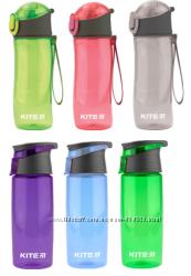 Пляшечка для води Kite K18-400-01, K18-401-04 , 530 мл .