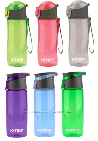 Пляшечка для води Kite K18-401-04 , 530 мл .
