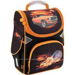 Рюкзак шкільний каркасний ортопедичний GoPack GO18-5001S-27  Kite  .