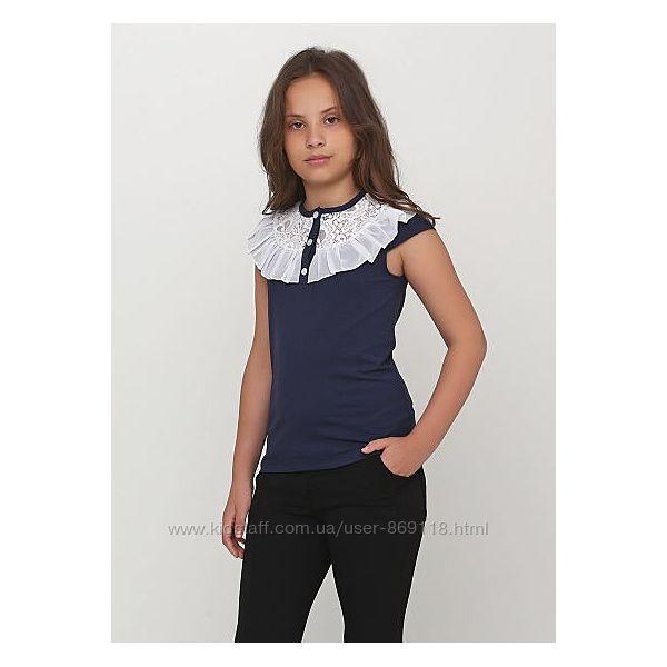 Нарядная футболка тм vidoli 134 р
