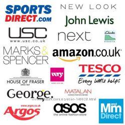 Все магазины Англии без комисии