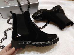 ab31ae406 Хит Стильные ботинки челси замшевые кожаные 36-40р, 1220 грн ...