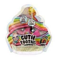 Слайм Poopsie Cutie Tooties слизь, фигурка и распаковка 558132