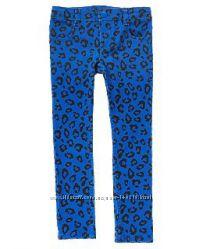 Ярко-синие джинсы-скинни CRAZY8. Размер 8, но маломерят