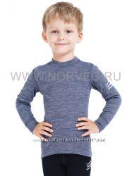 Детское термобелье из шерсти мериносов  Norveg
