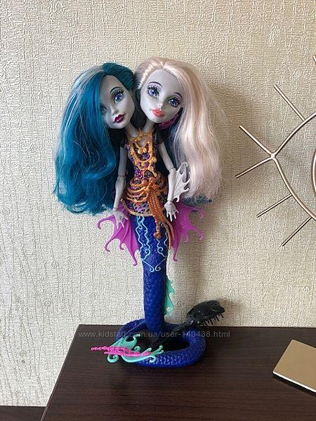 Monster High Mattel много разных