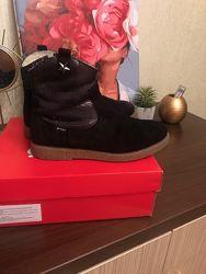 зимние ботинки Garvalin 36 р. как новые