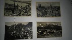 открытки Германия 30гг 20-го века