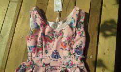 новое замечательное платье на лето