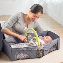 Портативная кроватка Summer Infant Travel Bed