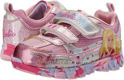 Кроссовки Барби со светодиодами р  29 -30 , стелька 19 см Barbie Light-Up