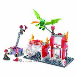 Конструктор KRE-O Hasbro СитиВиль Пожарная станция Fire Station