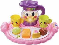 Веселоe чаепитие vtech learn and discover pretty party playset