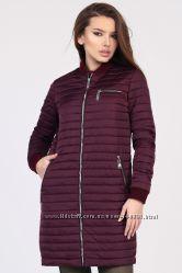 Стеганная женская куртка демисезон