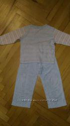 Махровая пижама ТМ Pocopiano размер 116 на 5-6 лет