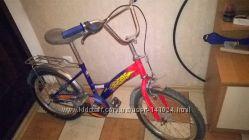 Велосипед для ребенка 5-8 лет 16-18 дюймов