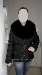 Стильная куртка-пуховик бренда SAVAGE 46 размера