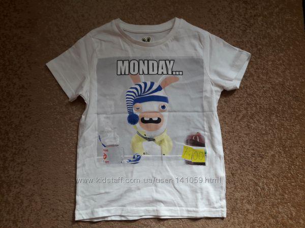 фирменные футболки и майки