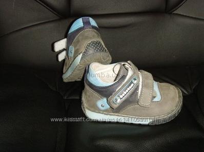 детские ботинки BEEKO кожа