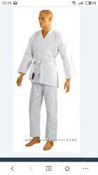 Кимоно для занятий айкидо, каратэ. Пакистан, ф-ма Матса, самая ходовая моде