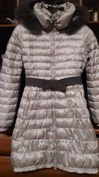 Пуховик пальто Snowimage до росту 158
