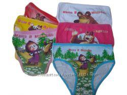 Детские трусики для мальчиков и девочек.