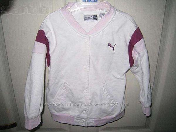 Курточка PUMA на 1 - 3 года