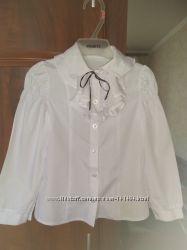 Продаю школьную блузку КШФ