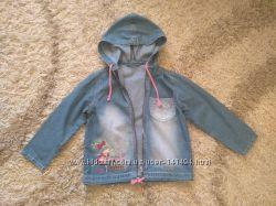 Продам джинсовую курточку Gloria Jeans