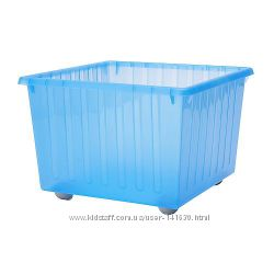 Ящик для хранения на колесиках из Икеи