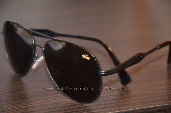 Солнцезащитные очки Lacoste, разные модели