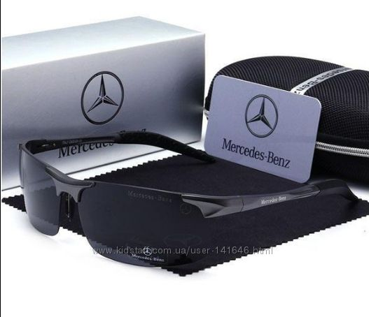 Солнцезащитные очки Mercedes-Benz разные модели