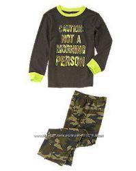Пижама Crazy8 с флисовыми штанами