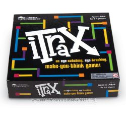 iTrax Critical Thinking Game Цветные лабиринты learning resources