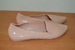 Стильные силиконовые балетки