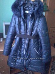 Куртка зимова жіноча синя