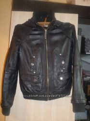 куртка River island  кожа