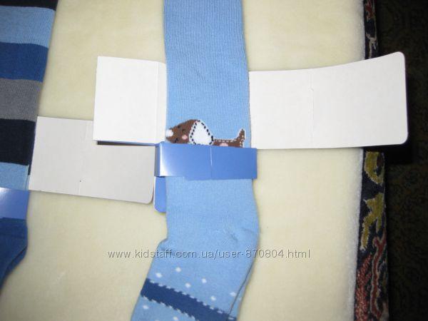 Зимние махровые колготы для девочки