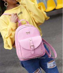 Шикарный набор рюкзак клатч косметичка  визитница