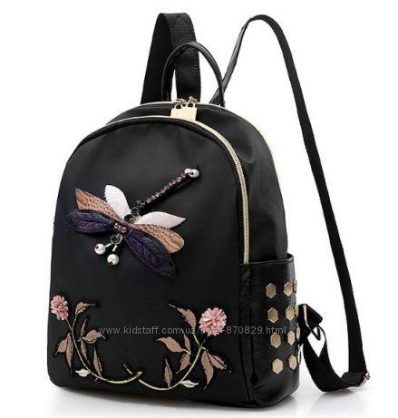 3f28c6f78707 Изумительный рюкзак со стрекозой, 485 грн. Рюкзаки женские купить Винница -  Kidstaff   №25331634