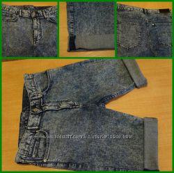 Denim Мужские джинсовые шорты S - M